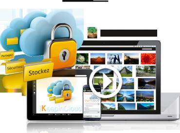stockage en ligne sécurisé par Ikoula