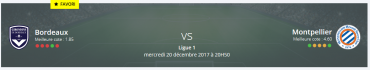 En Ligue 1, d'autres matchs sont particulièrement attendus, comme Bordeaux — Montpellier