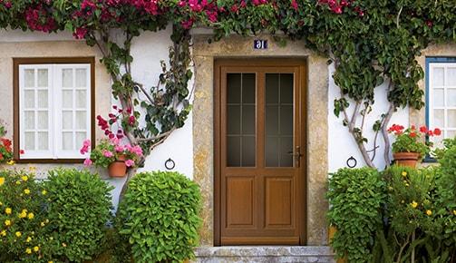 Une porte d'entrée suisse Tryba