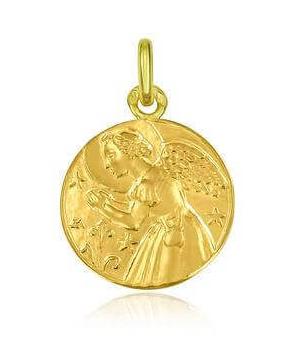 Médaille de baptême Vierge Marie - Arthus Bertrand